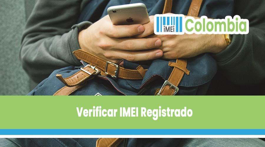 Verificar IMEI Registrado
